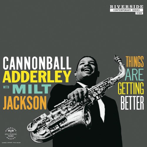 Cannonball Adderley - Things Are Getting Better (1958) [SACD]