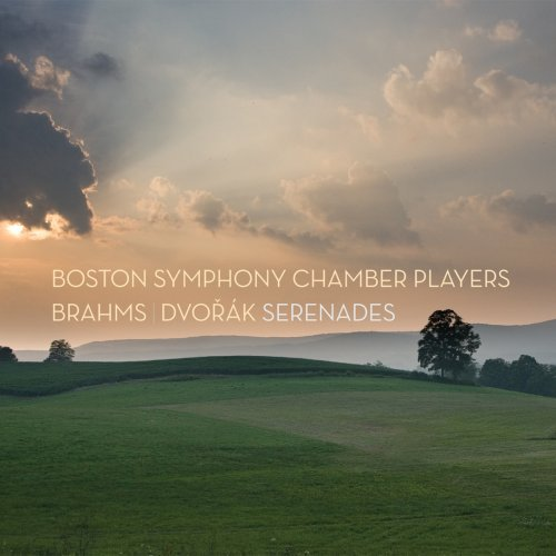Boston Symphony Chamber Players - Brahms & Dvorák: Serenades (2016/2018) [Hi-Res]