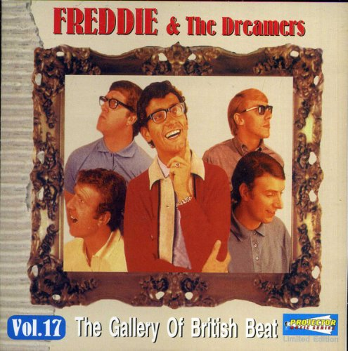 Freddie and the Dreamers - Original Hits: Gallery Of British Beat Vol.17 (2000)