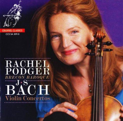Rachel Podger & Brecon Baroque - J.S. Bach: Violin Concertos (2010) [SACD]