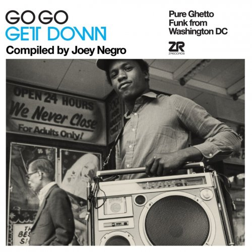 Joey Negro - Go Go Get Down Compiled By Joey Negro (2012) FLAC