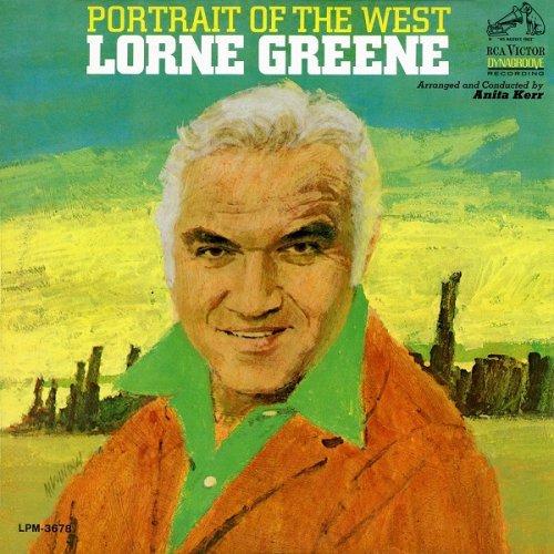 Lorne Greene - Portrait of the West (1966/2016) [HDtracks]