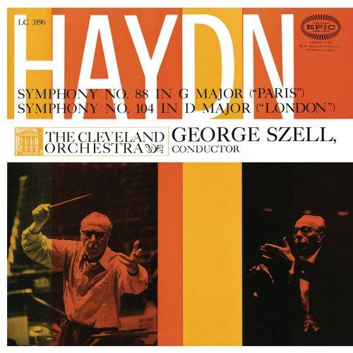George Szell - Haydn: Symponies Nos. 88 & 104 (2018)