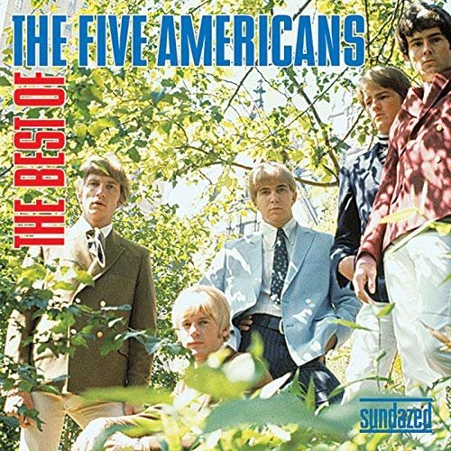 The Five Americans - Best of The Five Americans (2003/2018)
