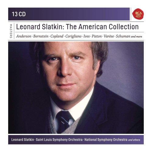 Leonard Slatkin - The American Collection (2018)