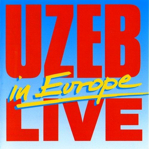 Uzeb - Live In Europe (1988)
