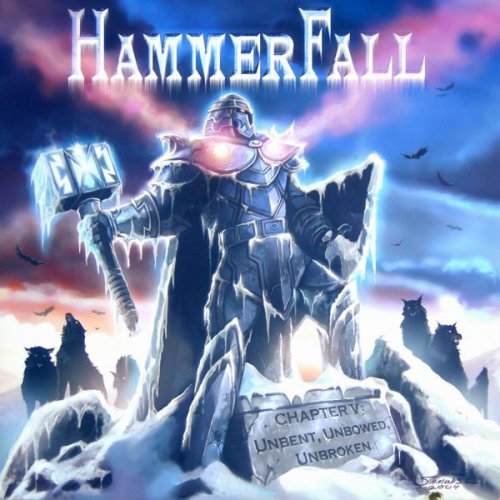HammerFall - Chapter V: Unbent, Unbowed, Unbroken (2005) LP