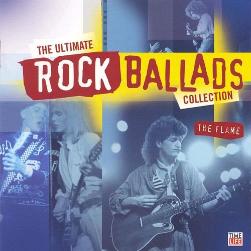VA - The Ultimate Rock Ballads Collection (8CD) (2007) Lossless