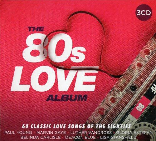 VA - The 80s Love Album [3CD] (2017) Lossless