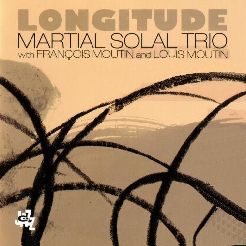 Martial Solal - Longitude (2008)