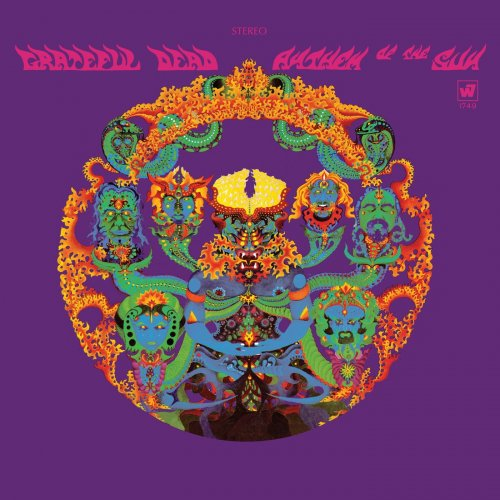Grateful Dead - Anthem Of The Sun (50th Anniversary Deluxe Edition) (2018) [Hi-Res]