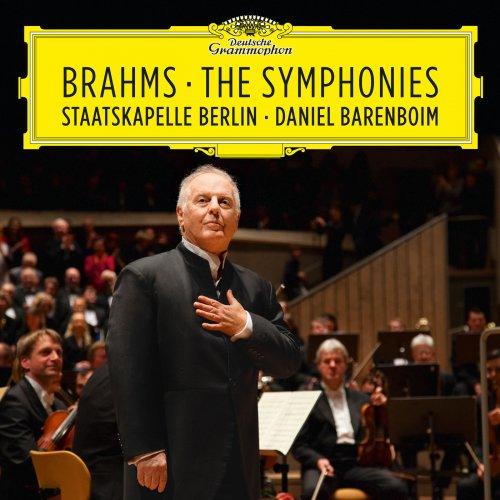 Staatskapelle Berlin & Daniel Barenboim - Brahms: Symphonies (2018) [Hi-Res]
