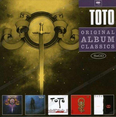 Toto - Original Album Classics (5 CD Box Set) (2011)