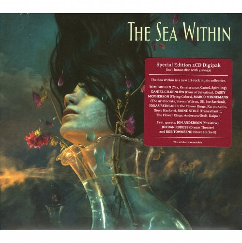 The Sea Within - The Sea Within (Special Edition 2CD) (2018) CDRip