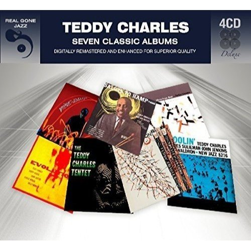 Teddy Charles - Seven Classic Albums (2017)