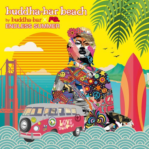 VA - Buddha Bar Beach: Endless Summer (2018)