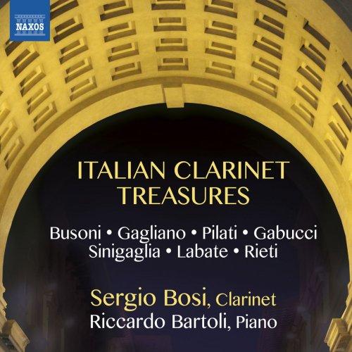 Sergio Bosi & Riccardo Bartoli - Italian Clarinet Treasures (2018)