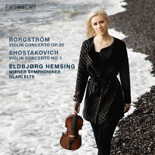 Eldbjorg Hemsing, Orchestre Symphonique de Vienne & Olari Elts - Borgstrom & Shostakovich: Violin Concertos (2018) [SACD]