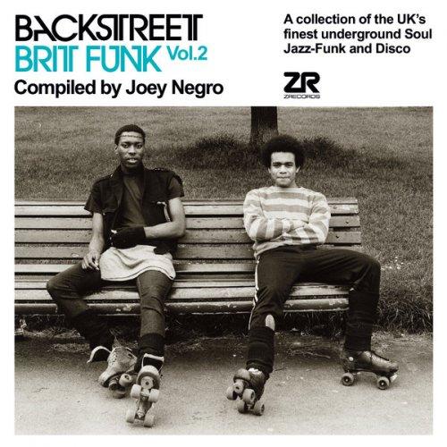 VA - Backstreet Brit Funk Vol. 2 (Compiled by Joey Negro) (2018)
