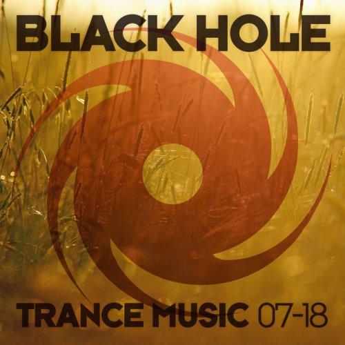 VA - Black Hole Trance Music 07-18 (2018)