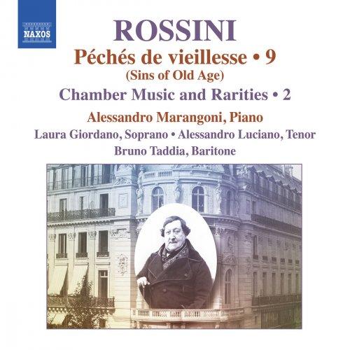 Alessandro Marangoni - Rossini: Piano Music, Vol. 9 (2018)