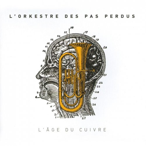 L`Orkestre Des Pas Perdus - L`Age Du Cuivre (2011) CDRip