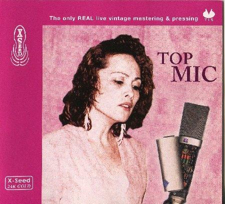 Betty - Top Mic (24K Gold Mastering) (2008)