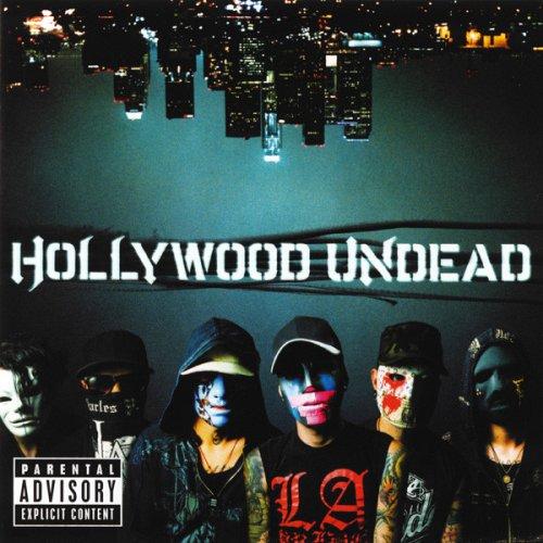 Hollywood Undead - Swan Songs (2008) LP