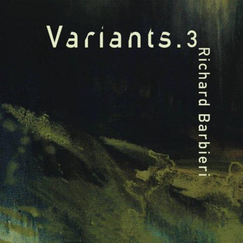 Richard Barbieri - Variants.3 (2018)