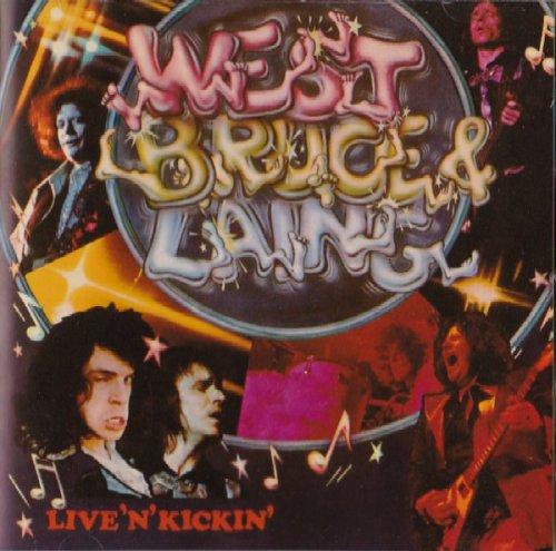 West, Bruce & Laing - Live 'n' Kickin' (1974 Reissue) (2004)