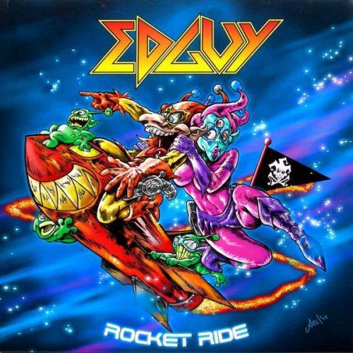 Edguy - Rocket Ride (2006) LP