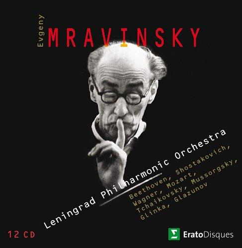 Evgeny Mravinsky & Leningrad Philharmonic Orchestra - The Mravinsky Edition (2007)