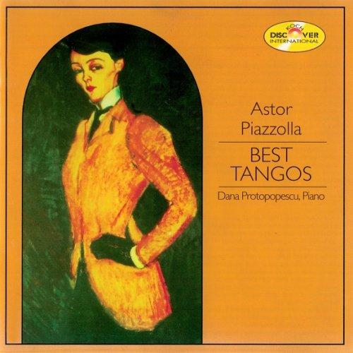 Dana Protopopescu - Astor Piazzolla: Best Tangos (1997)