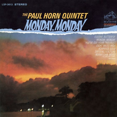The Paul Horn Quintet - Monday, Monday (1966/2016) [HDTracks]