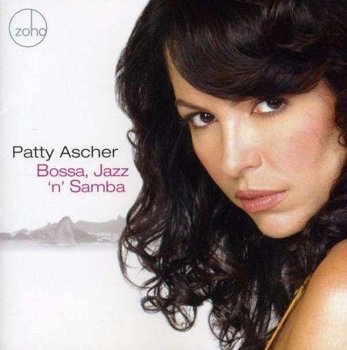 Patty Ascher - Bossa, Jazz'n'Samba (2011) FLAC