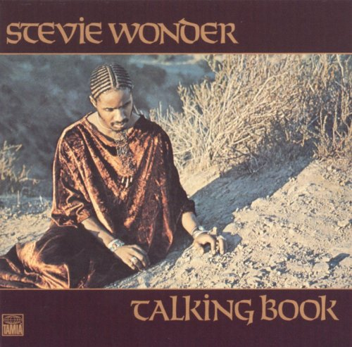 Stevie Wonder - Talking Book (1972 Japan Remaster) (2009) CD-Rip