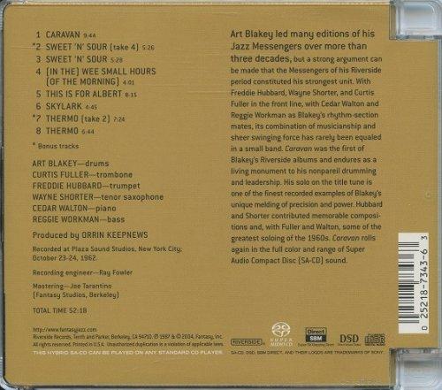 Art Blakey and The Jazz Messengers - Caravan (1962) [2004 SACD]