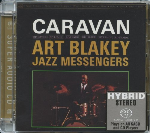 Art Blakey and The Jazz Messengers - Caravan (1962) [2004 SACD]