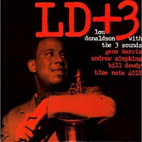 Lou Donaldson / The 3 Sounds -  LD+3 (1959)