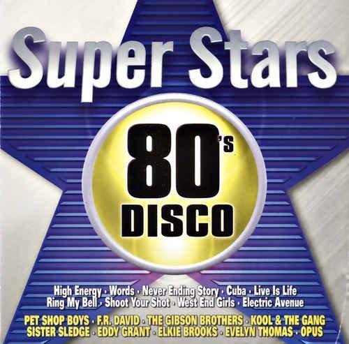 VA - Super Stars 80's Disco (2003)   IsraBox