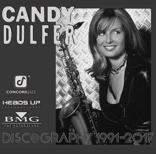 Candy Dulfer - Collection (1990-2017)
